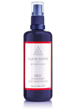 Raumspray Pomander rot von AURA-SOMA® 100 ml
