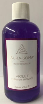 Flower Shower violett AURA-SOMA®, 250 ml