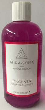 Flower Shower magenta AURA-SOMA®, 250 ml