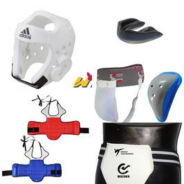 """Taekwondo Schonerpaket """"Basic"""""""