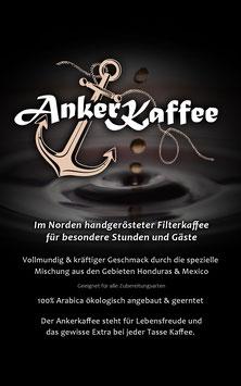 Anker Kaffee gemahlen 250gr.