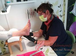 Kosmetische Fusspflege Schulung 1/2 Tag