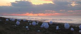 Balls in the Dunes