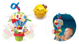 Clip Speeltje Tap N Play Balloon