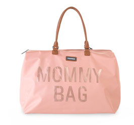 Childhome Mommy Bag Verzorgingstas - Roze Koper