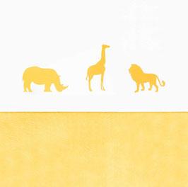 Jollein Laken 75x100 cm Safari Ocher
