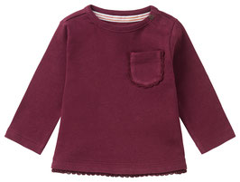 Noppies T-Shirt Leandra Burgundy