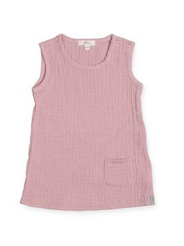 Jollein Jurkje Cotton Wrinkled Pink