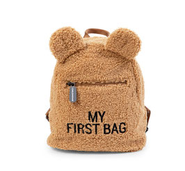 Childhome My First Bag Kinderrugzak - Teddy Beige