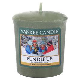 Bundle Up Votive