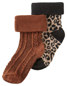 Noppies Socks 2 pack Harding