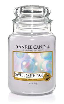 Sweet Nothings Large Jar