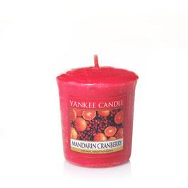 Mandarin Cranberry Votive