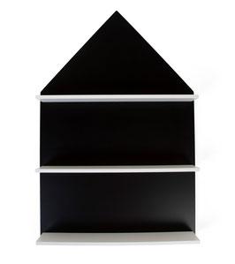 Childhome Krijtbord Huis - Wandrek - Zwart
