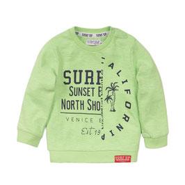 Dirkje Sweater Green Boys