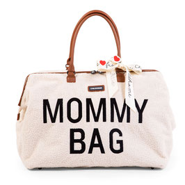 Childhome Mommy Bag Verzorgingstas - Teddy Ecru