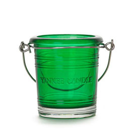 YC Votive Holder Bucket Groen