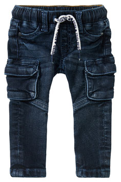 Noppies Jeans Sterkstroom Black Blue Wash