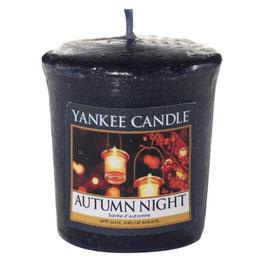 Autumn Night Votive
