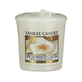 Spiced White Cocoa Votive