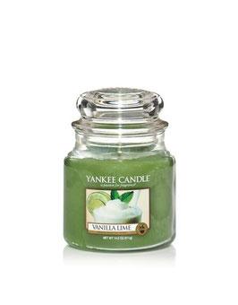 Vanillla Lime Medium Jar