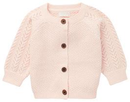 Noppies Vest Macklin Primrose Pink