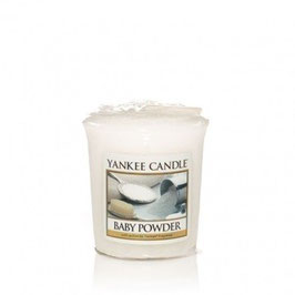 Baby Powder Votive