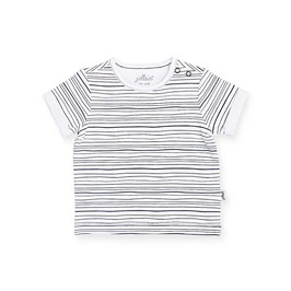 Jollein T-shirt Black Stripes