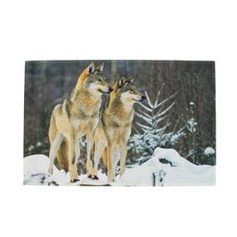 Deurmat Sneeuw 2 Wolven