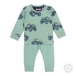 Dirkje Bio Cotton Pyjama Truck