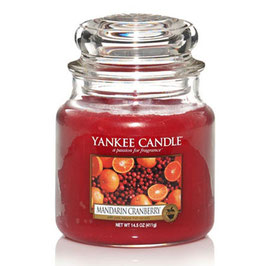Mandarin Cranberry Medium Jar