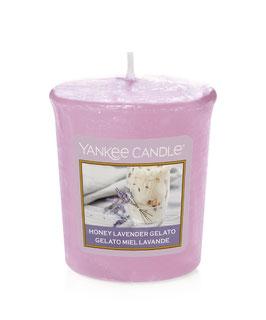 Honey Lavender Gelato Votive