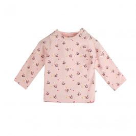 Ducky Beau T-Shirt Roze/Bloem