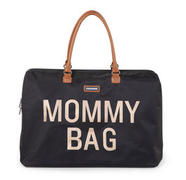 Childhome Mommy Bag Verzorgingstas - Zwart Goud
