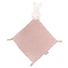 Knuffeldoek Pure Konijn Roze