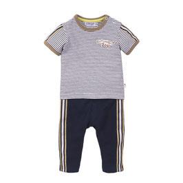 Dirkje 2 pce babysuit trousers Boys