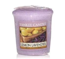 Lemon Lavender Votive