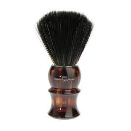 EJ Shaving Brush, Synthetic, Tortoiseshell