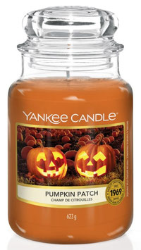 Yankee Candle Pumpkin Patch