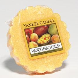 Mango Peach Salsa Melt