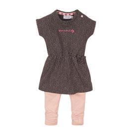 Dirkje 2 pce babysuit dress