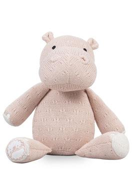 Jollein Knuffel Soft Knit Hippo Creamy Peach