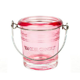 YC Votive Holder Bucket Roze