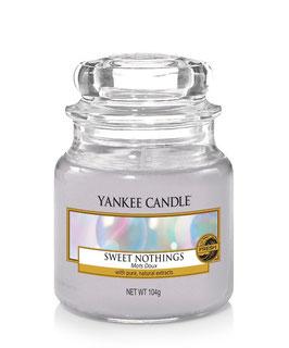 Sweet Nothings Small Jar