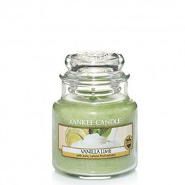 Vanilla Lime Small Jar