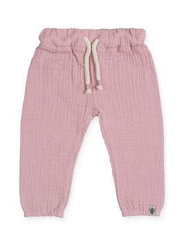 Jollein Broekje Cotton Wrinkled Pink