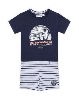 Dirkje 2 pce babysuit shorts Surfing Boys