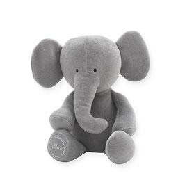 Jollein Knuffel Elephant Storm Grey