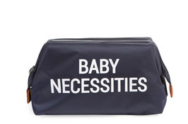 Childhome Baby Necessities Toilettas - Navy Wit