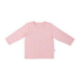 Jollein Shirt Lange Mouw Speckled Pink